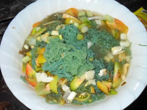 Lukot Salad